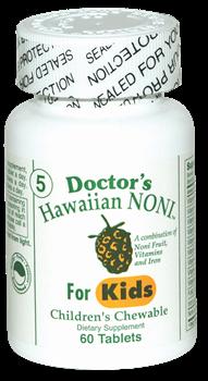 Doctor's Hawaiian Noni For Kids #5