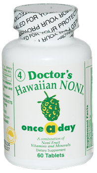 Doctor's Hawaiian Noni Once A Day #4