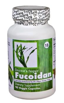 Doctor's SuperFucoidan #18